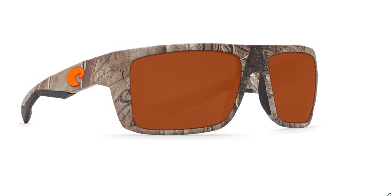 Costa Realtree Xtra Camo 580 Copper Glass Sunglasses