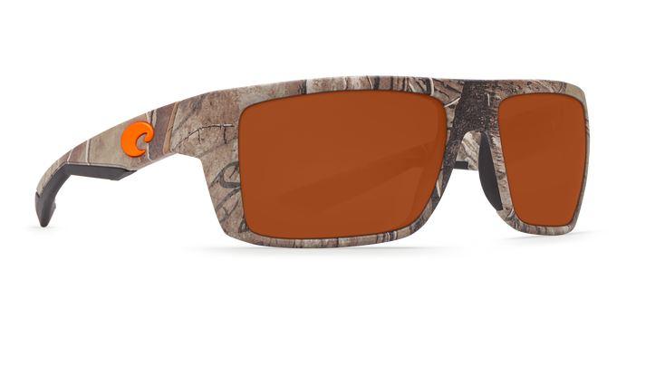 Costa Motu Realtree Xtra Camo 580 Copper Glass Sunglasses