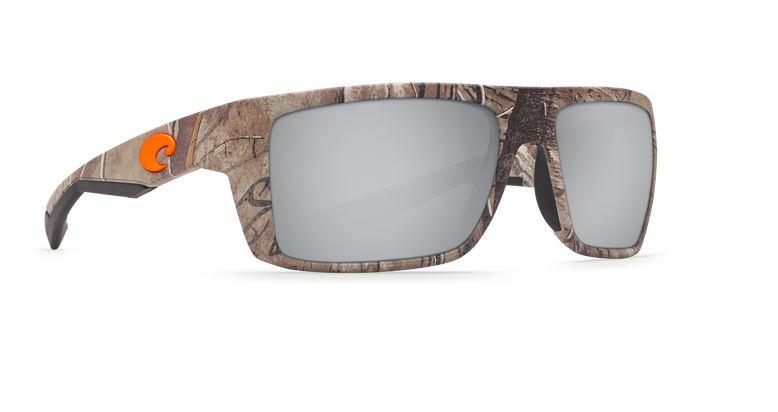 Costa Motu Realtree Xtra Camo 580 Silver Glass Sunglasses