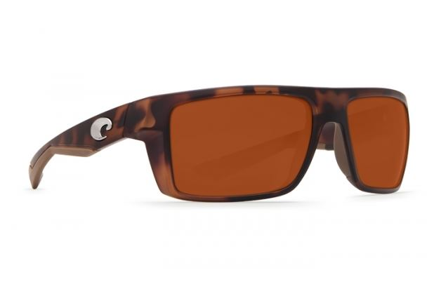 Costa Motu Retro Tortoise 580 Copper Glass Sunglasses
