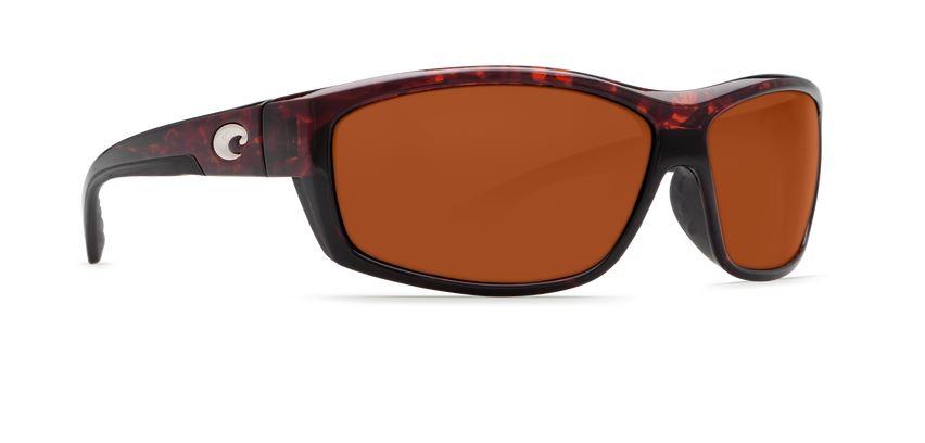 Costa Saltbreak Tortoise 580 Copper Glass Sunglasses
