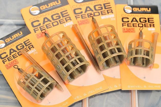 Guru Commercial Cage Feeders