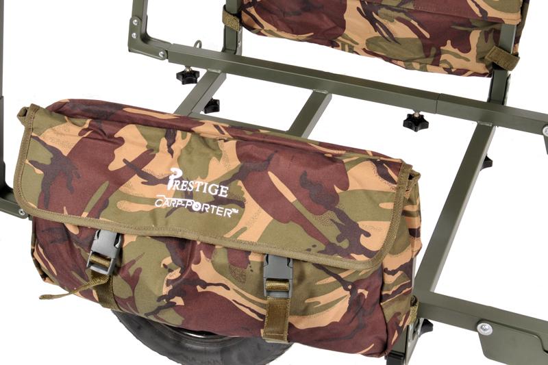 Prestige MK2 DPM Camo Side Bags (Pair)