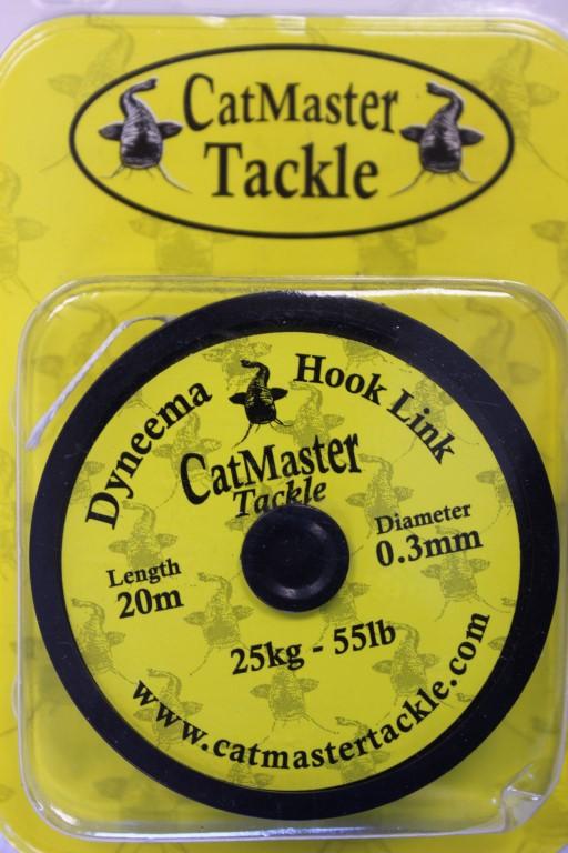 Catmaster Dyneema Hooklink 55lb