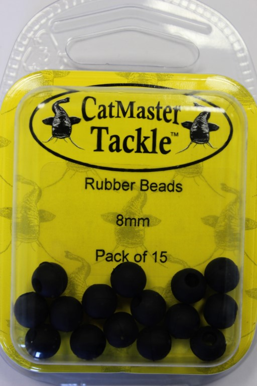 Catmaster Rubber Beads
