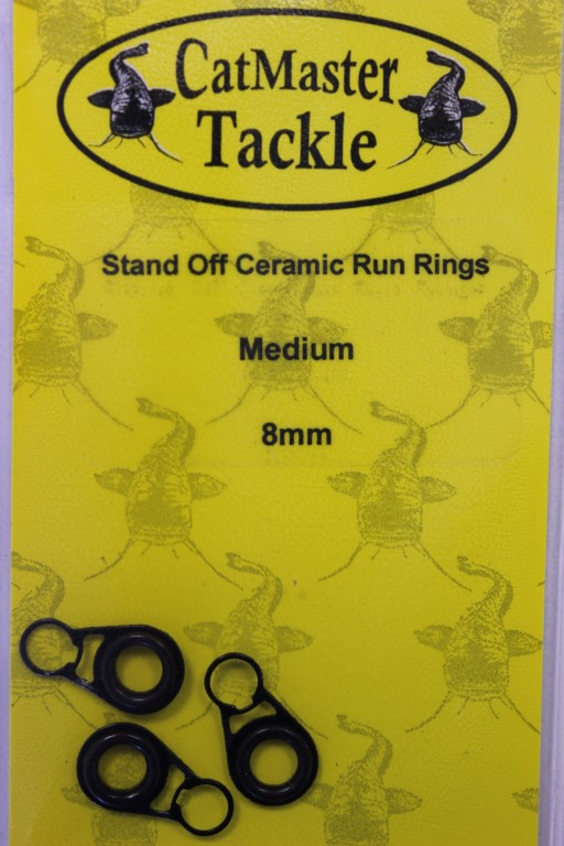 Catmaster Stand Off Ceramic Run Rings