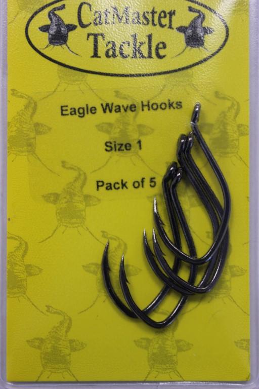 Catmaster Eagle Wave Hooks