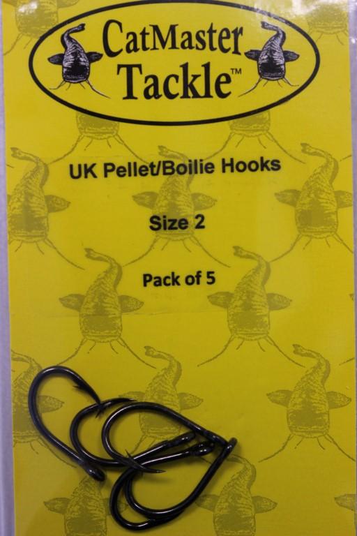 Catmaster Pellet & Boilie Hooks UK