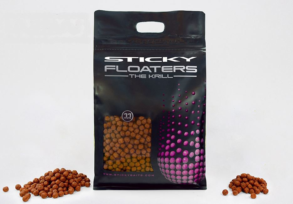 Sticky Baits The Krill Floaters