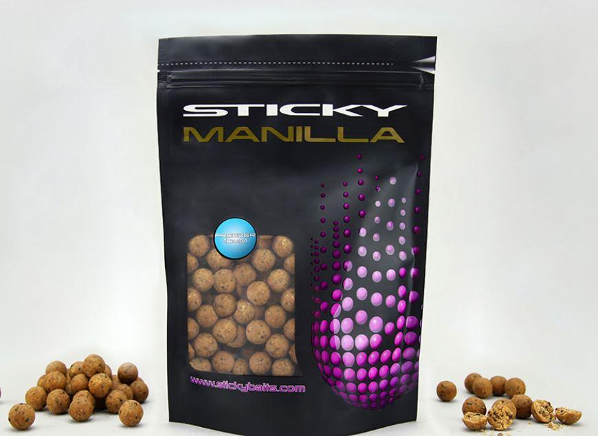Sticky Baits Manilla Freezer Boilies