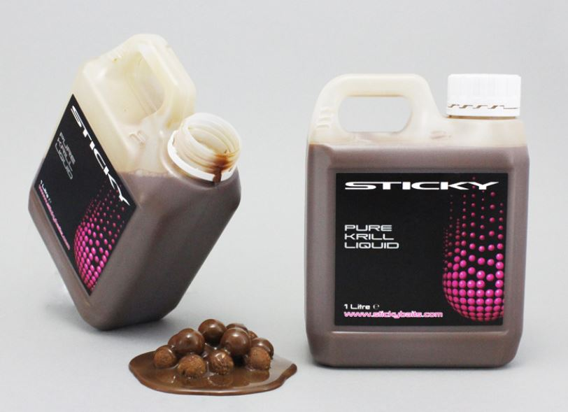 Sticky Baits Pure Krill Liquid