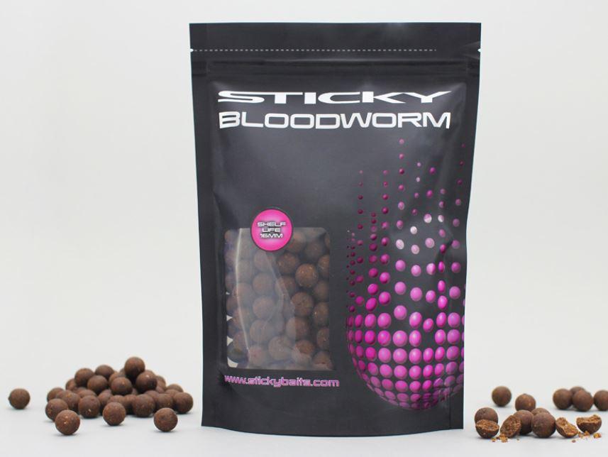Sticky Baits Shelf Life Bloodworm Boilies