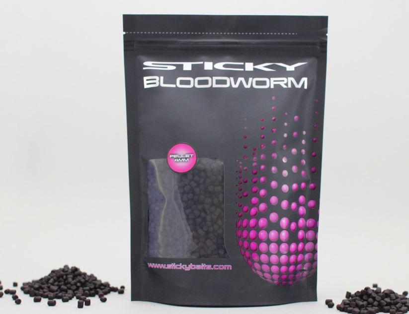 Sticky Baits Bloodworm Pellets