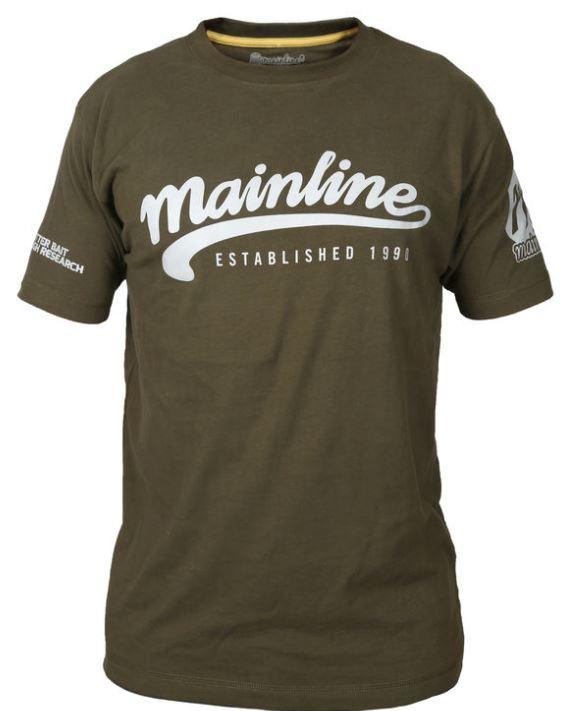 Mainline Baits Signature T Shirts