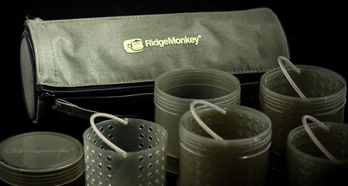 Ridge Monkey Modular Hookbait Pots