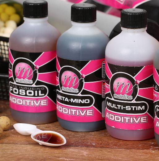 Mainline Baits Additives & Oils