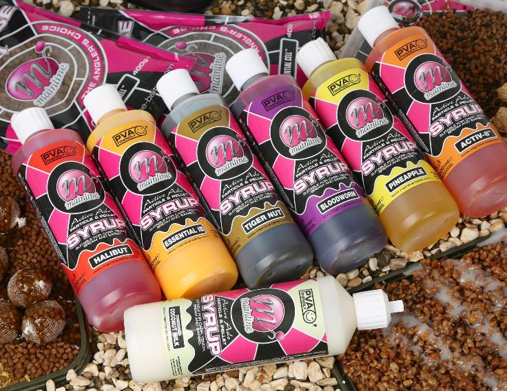 Mainline Baits Active Ade Particle & Pellet Syrups 500ml