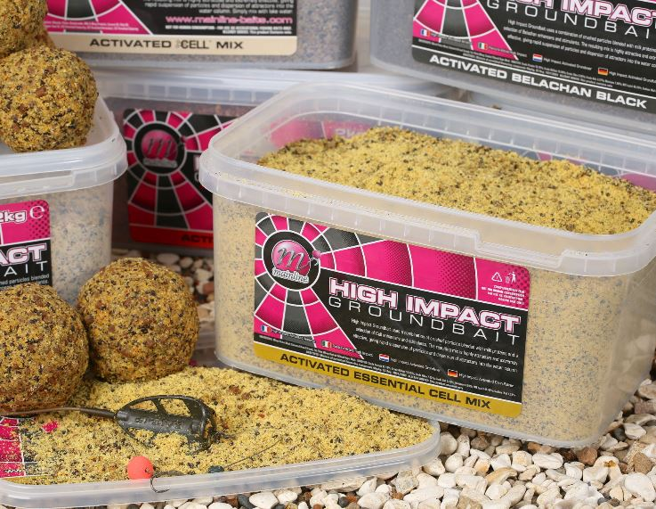 Mainline Baits High Impact Groundbaits 2kg
