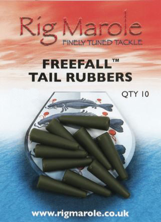 Rig Marole Freefall Tail Rubbers (Standard)