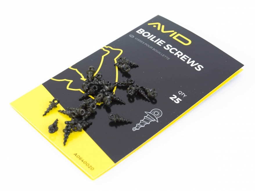 Avid Boilie Screws