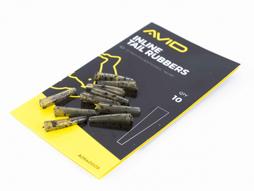 Avid Inline Tail Rubbers