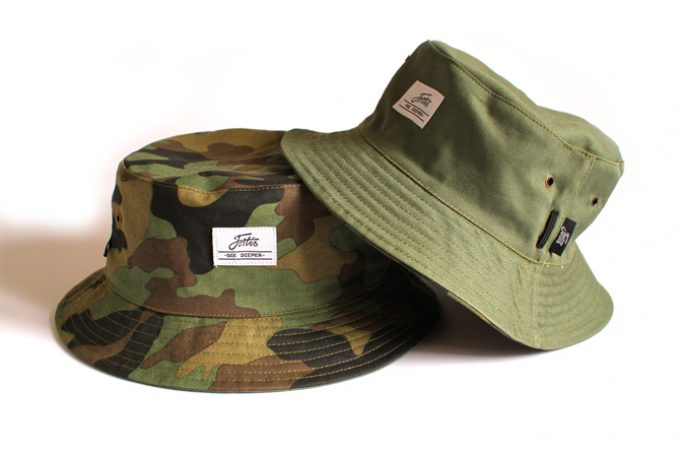 Fortis Reversible Bucket Hat