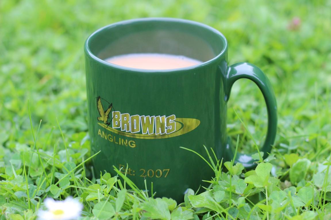 Browns Angling Mug