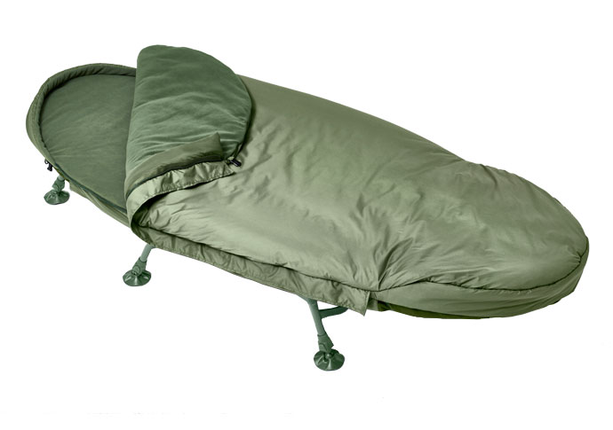 Trakker Levelite Oval Bed 5 Season Sleeping Bag 208205