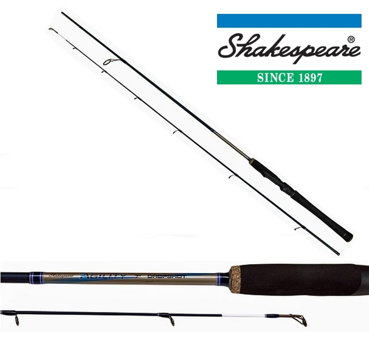 Shakespeare Agility Dropshot Rod 7ft