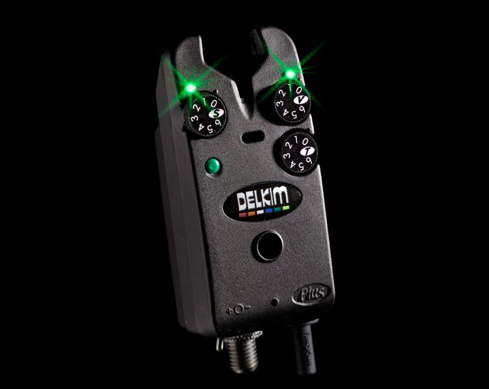 Delkim Tx-i Plus Bite Alarms