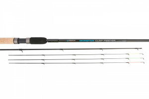 Preston Innovations Monster Carp Feeder Rod 10′ 2-piece