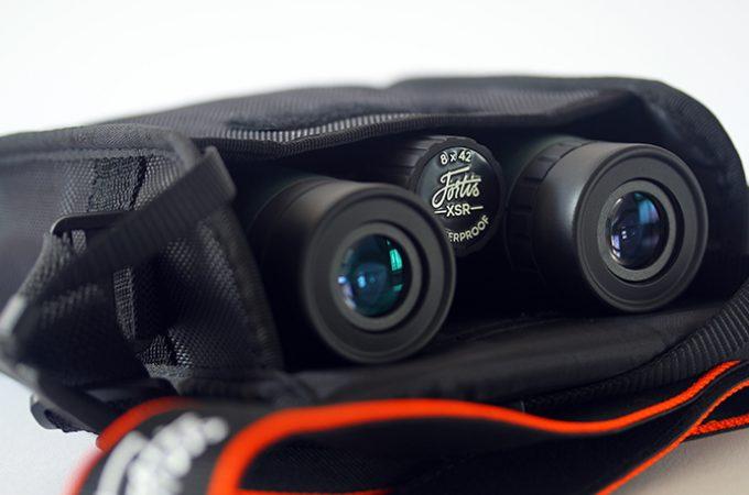 Fortis Eyewear XSR Binoculars 8 x 42