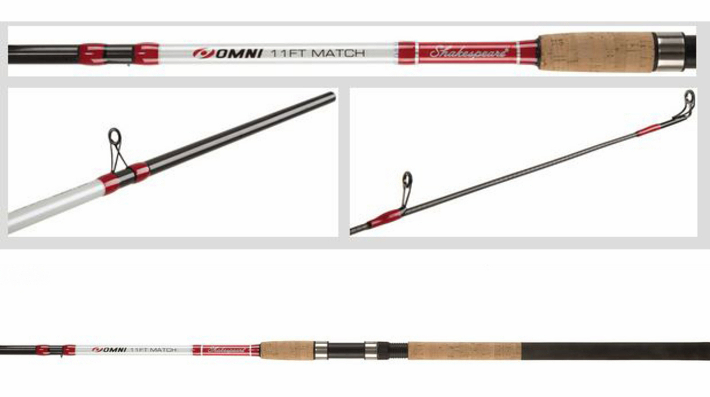 Shakespeare Omni Match 12ft Rod