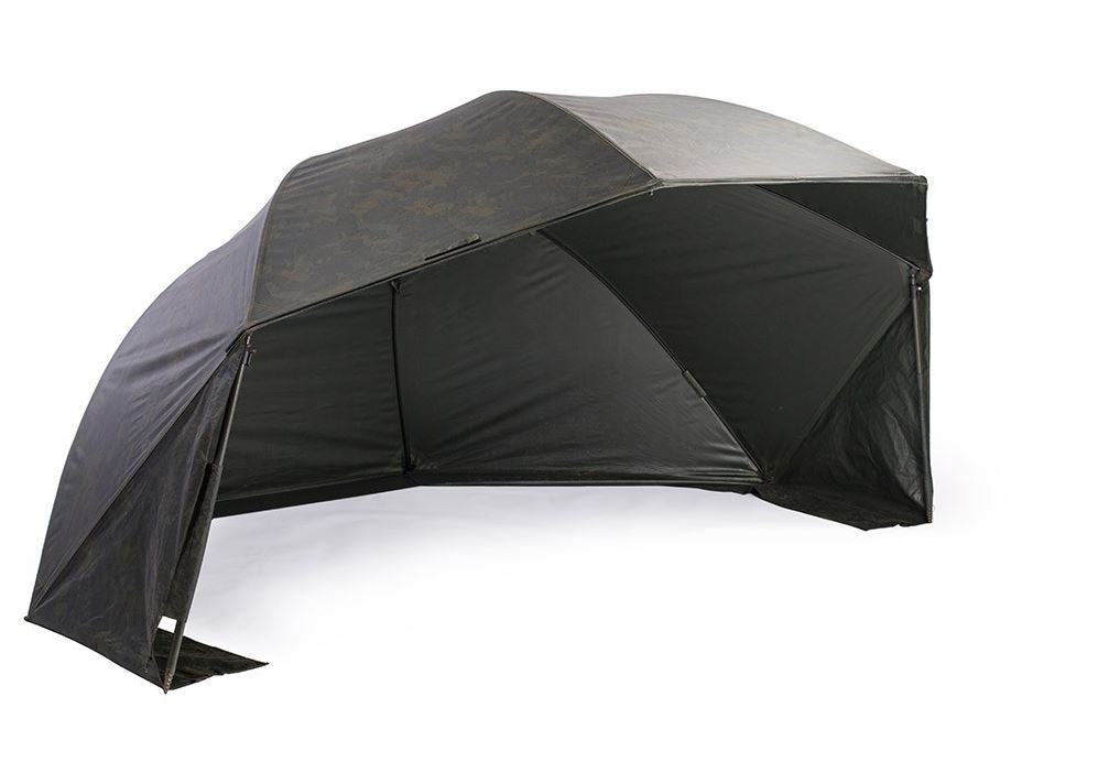 Nash Groundhog Brolly Camo