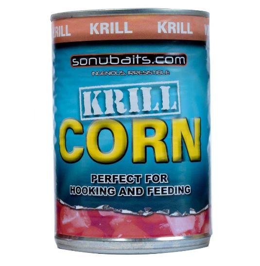 Sonubaits Krill Corn 400g