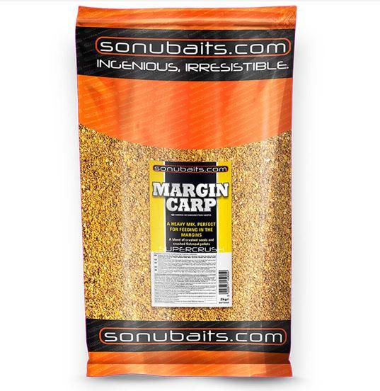 Sonubaits Margin Carp Groundbait 2kg