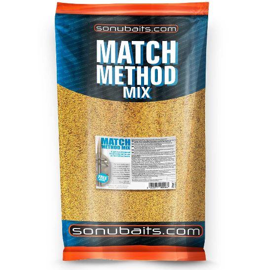 Sonubaits Match Method Mix Groundbait 2kg