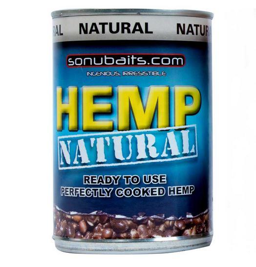 Sonubaits Natural Hemp 400g