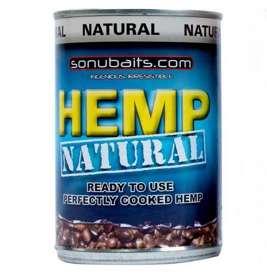 Sonubaits Natural Hemp 400g