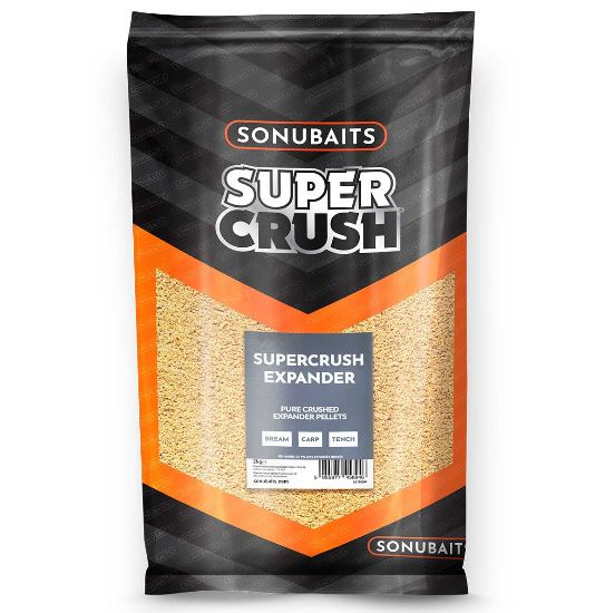 Sonubaits Supercrush Expander Groundbait 2kg