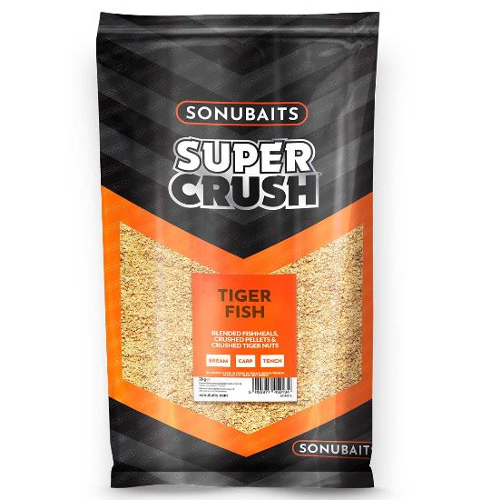 Sonubaits Tiger Fish Groundbait 2kg