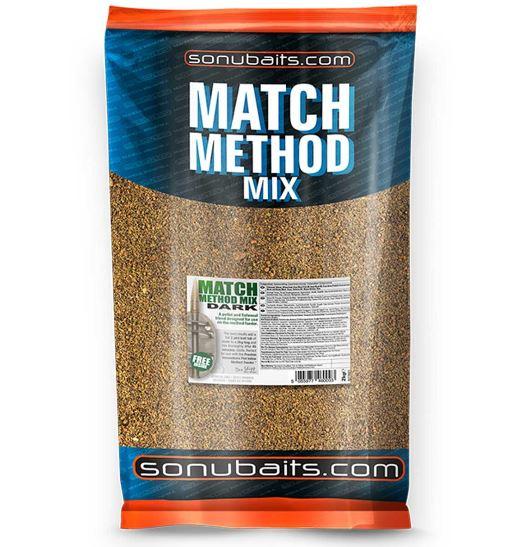 Sonubaits Match Method Mix Dark 2kg