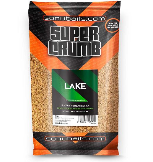 Sonubaits Supercrumb Lake Grounbait 1kg
