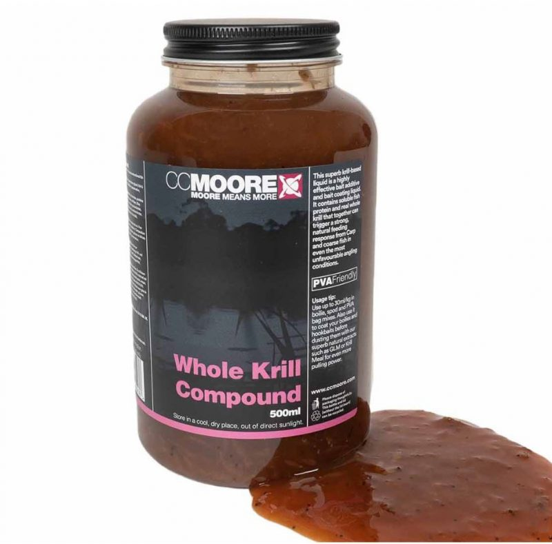 CC Moore Whole Krill Compound