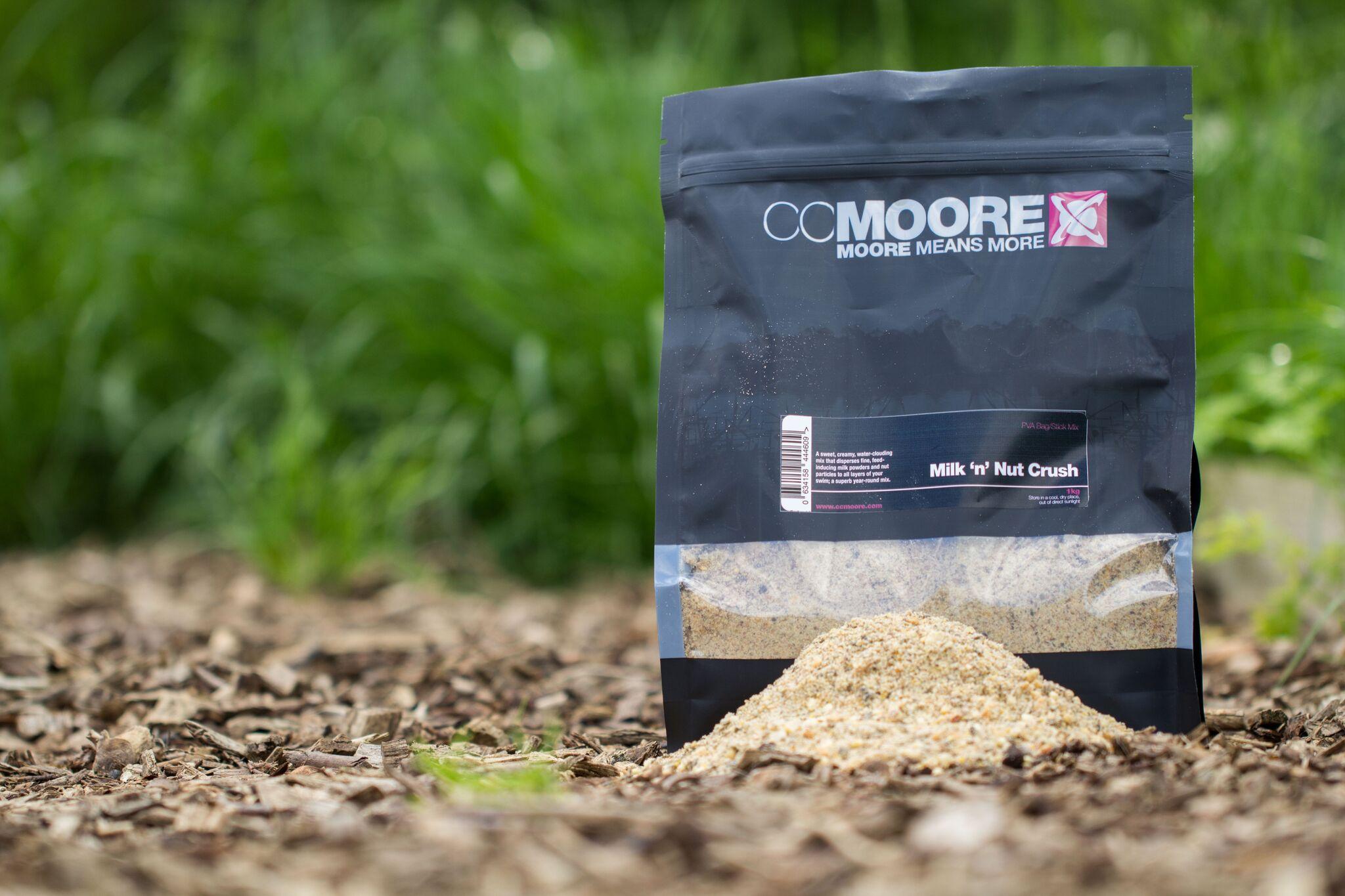 CC Moore Milk n Nut Crush 1kg