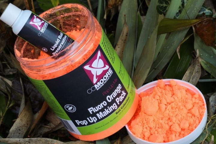 CC Moore Fluoro Pop Up Packs Pink, Yellow, Orange