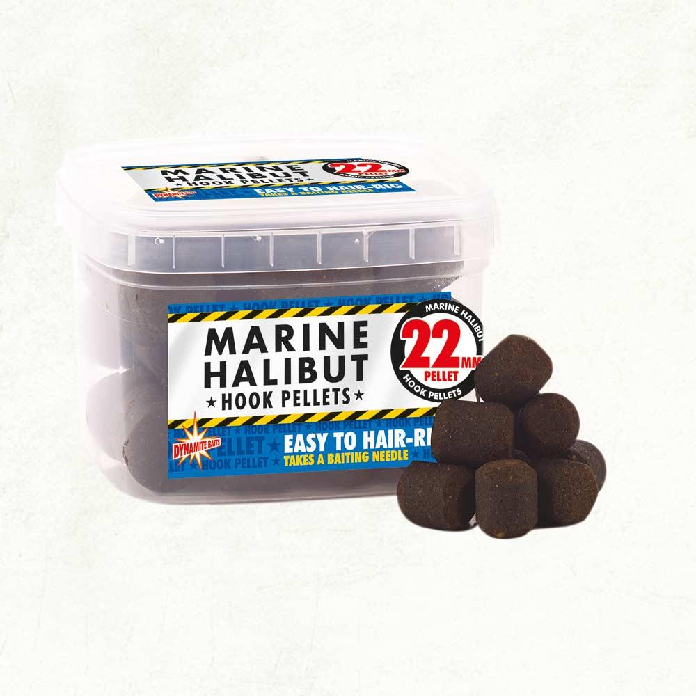 Dynamite Baits Marine Halibut Hook Pellets