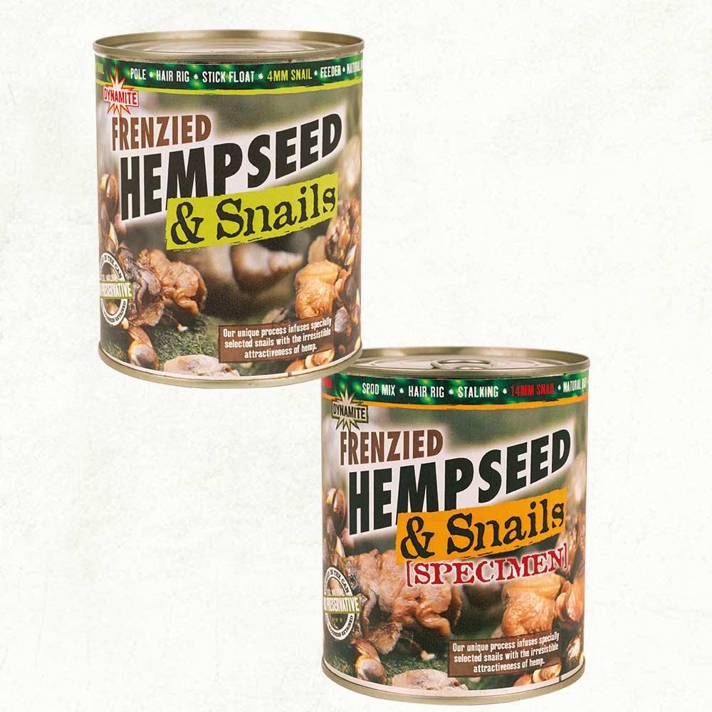 Dynamite Baits Hemp & Snails