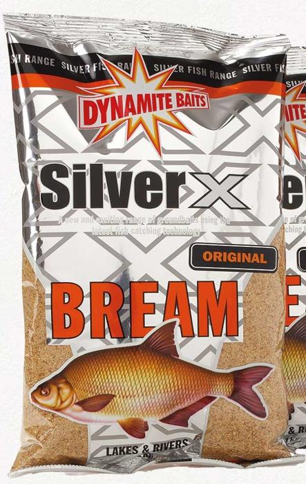 Dynamite Baits Silver X Bream Original Groundbait
