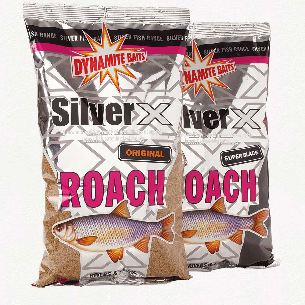 Dynamite Baits Silver X Roach Groundbaits